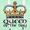 Queen of the day - Frauen Premium Hoodie