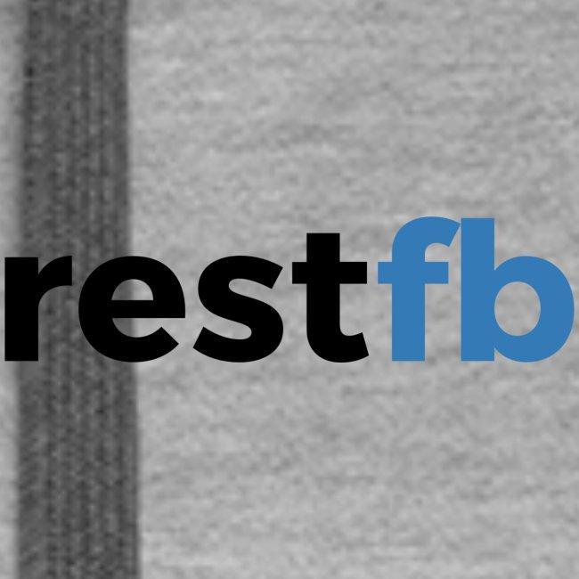 RestFB logo black