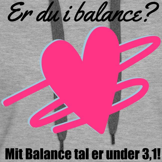 I Balance Design