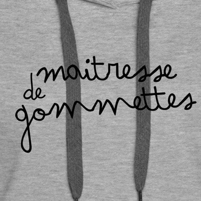 Maitresse de Gommettes
