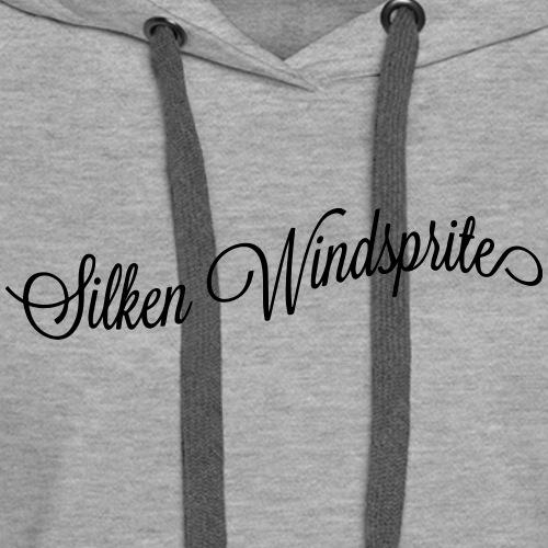Silken Windsprite Wave - Frauen Premium Hoodie