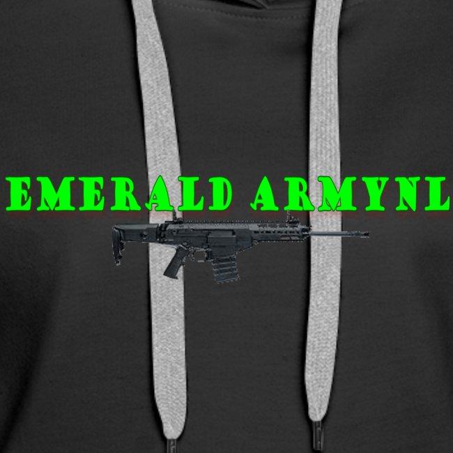 EMERALDARMYNL LETTERS!