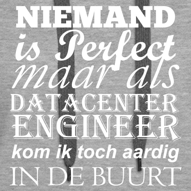 Datacenter Engineer perfect NL