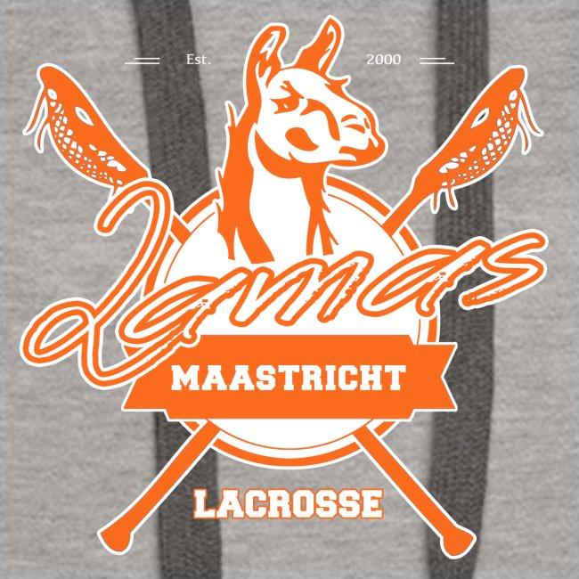 Llamas - Maastricht Lacrosse - Oranje