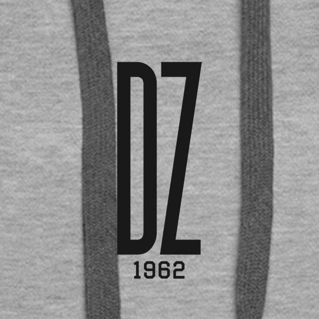 Logo transparent noir DZ 1962