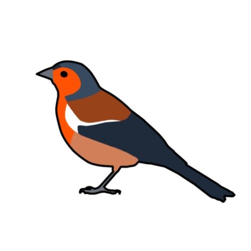 Chaffinch colorbird - Naisten premium-huppari