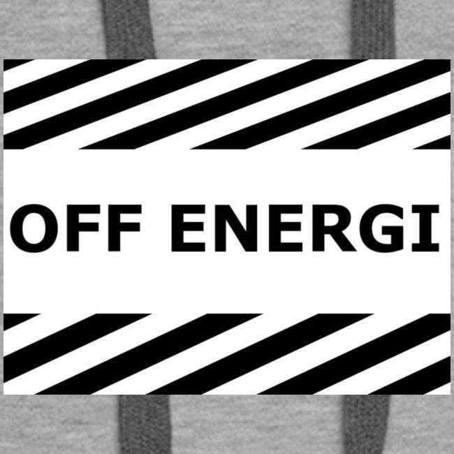 OFF ENERGI officiel merch