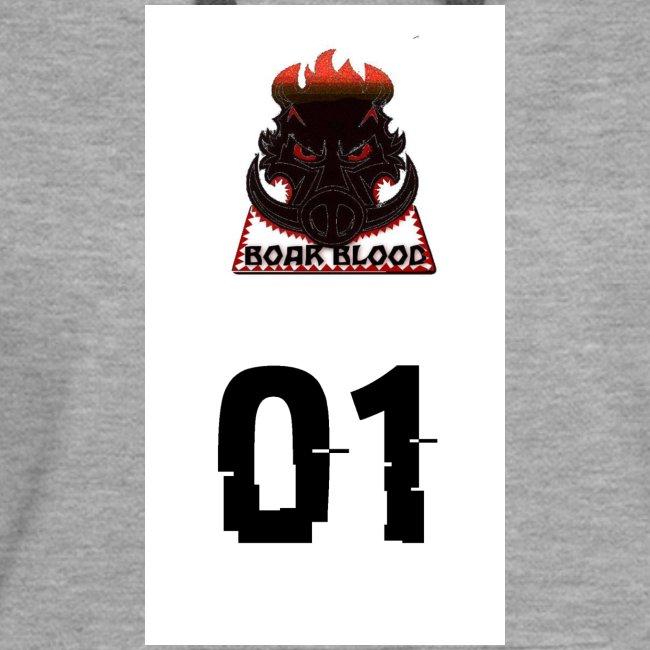 Boar blood 01