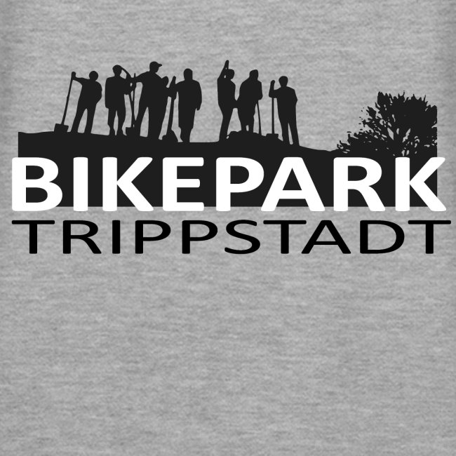 Bikepark staff in schwarz