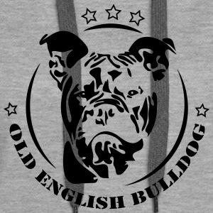 Old English Bulldog - Women's Premium Hoodie