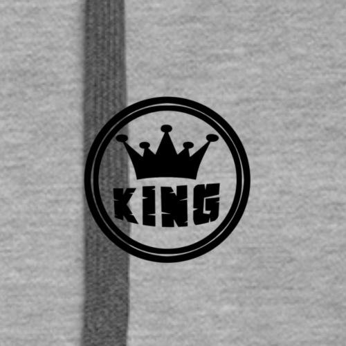 King Brustlogo - Frauen Premium Hoodie