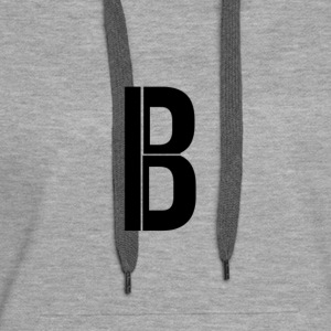 Belgian Makes Videos crewneck women - Women's Premium Hoodie