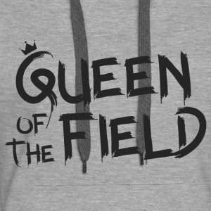 Queen of the field - Women's Premium Hoodie