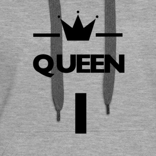 Queen - Frauen Premium Hoodie