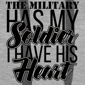 Military / Soldiers: The Military Has My Soldier, I - Women's Premium Hoodie