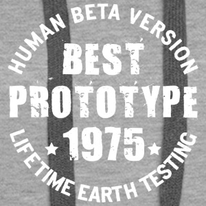 1975 - The year of birth of legendary prototypes - Women's Premium Hoodie
