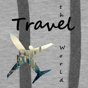 Travel the world - Women's Premium Hoodie
