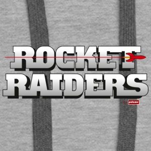 patame Rocket Raiders Logo - Premium hettegenser for kvinner