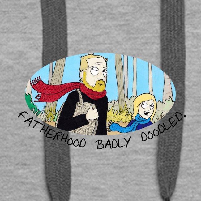 Fatherhood Badly Doodled