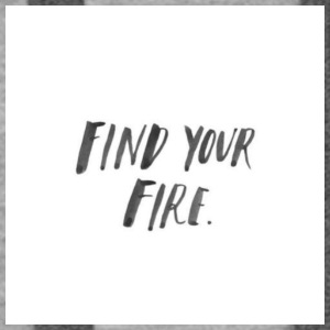 Find your Fire - Women's Premium Hoodie