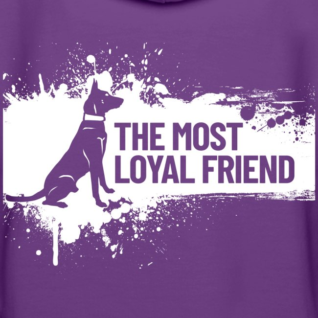The most loyal friend