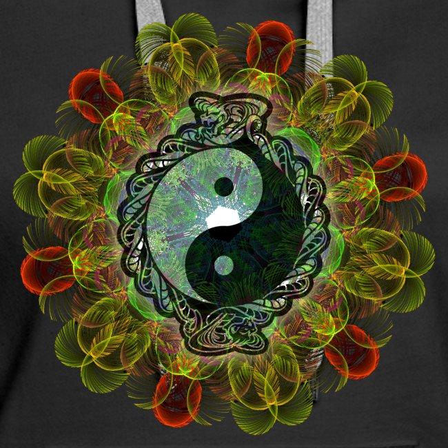Yin Yang Fractale