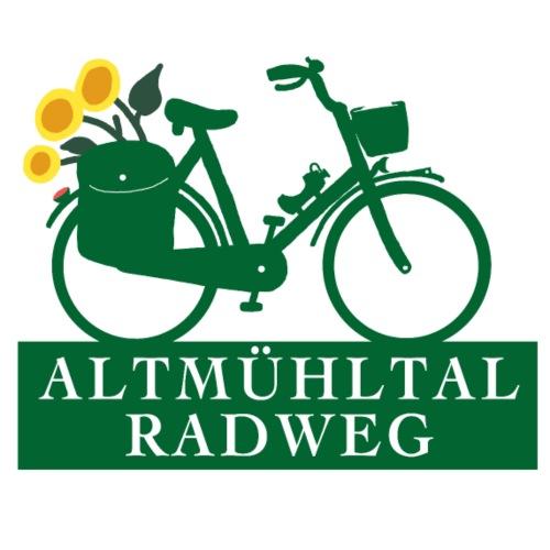 Altmühltal Radweg - Frauen Premium Hoodie