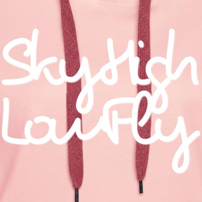SkyHighLowFly - Men's Sweater - White