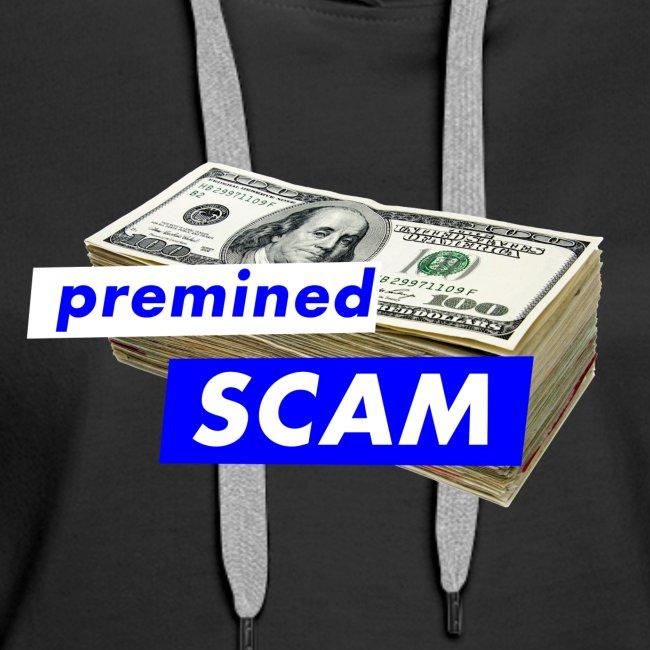 premined SCAM