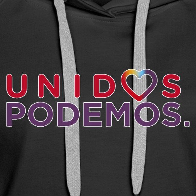Taza Unidos Podemos 2016 Blanca