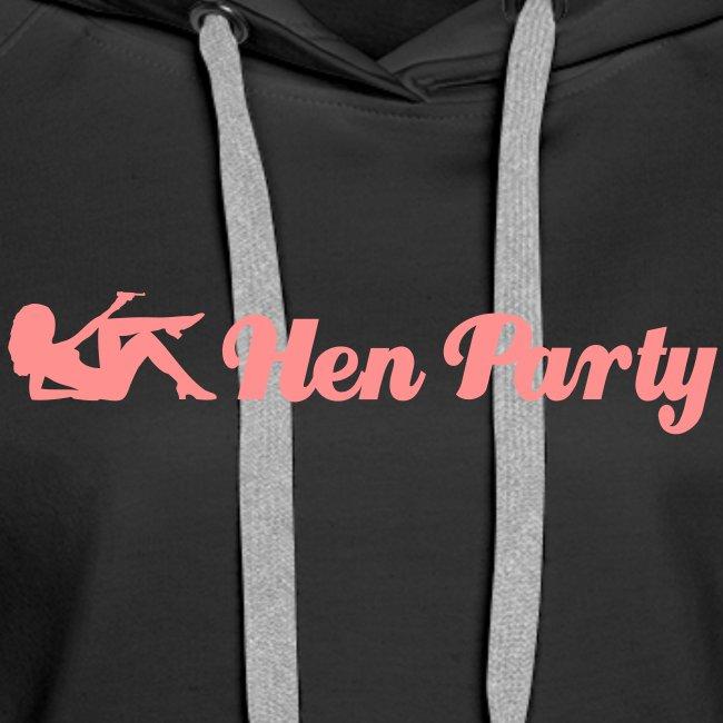 hen party girl