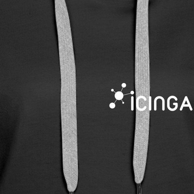 Icinga Icon Logo white small right