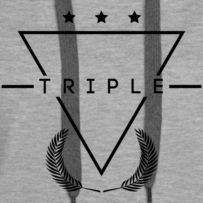 NEW TRIPLE LOGO Design 1