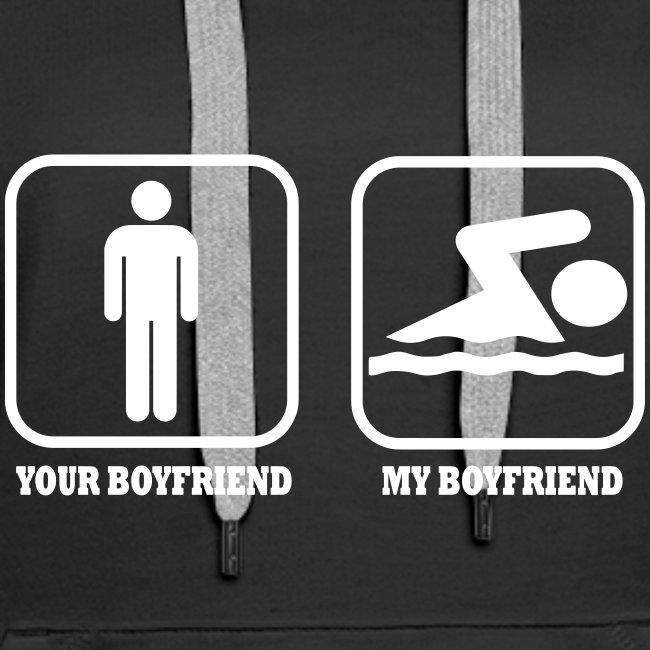 Swimmer boyfriend