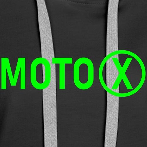 moto-x 8MX03 - Women's Premium Hoodie