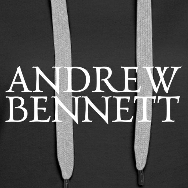Andrew Bennett Logo blanc