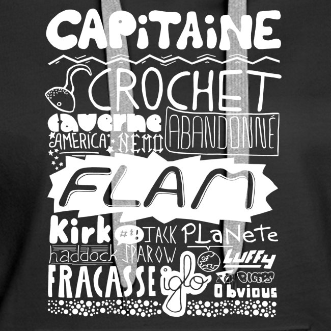 capitaine-blanc Tee shirts