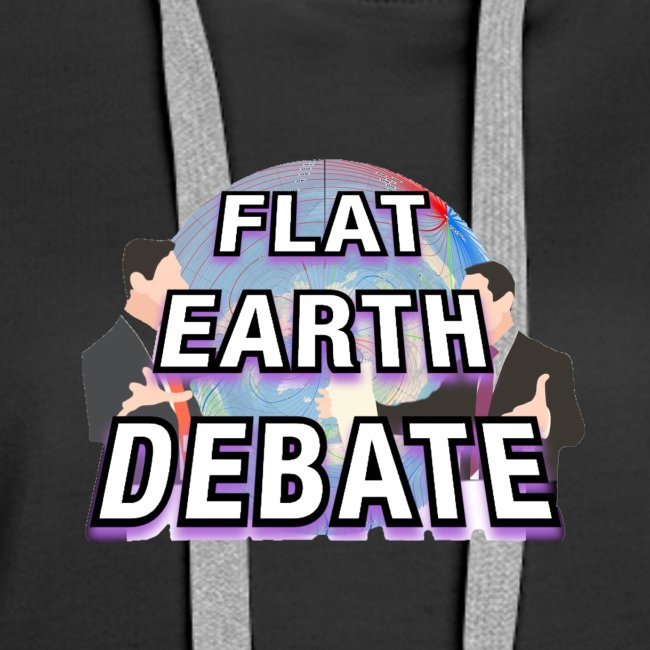 Flat Earth Debate Solid