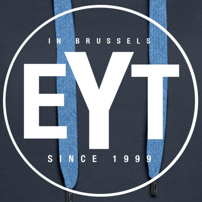 EYT Logo White