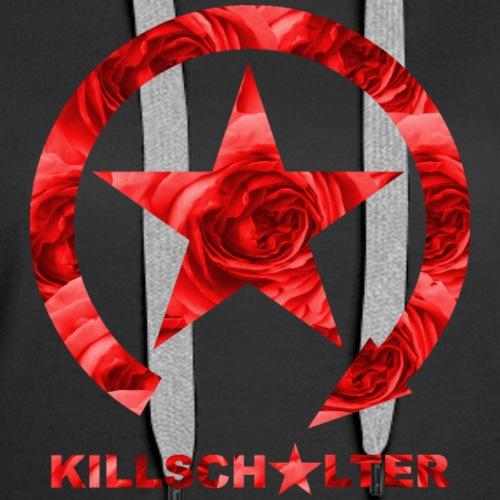 KILLSCHALTER Logo Roses racewolff ed. - Women's Premium Hoodie