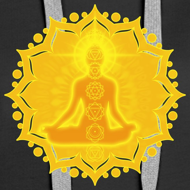Yoga Lotus Meditation Chakren III