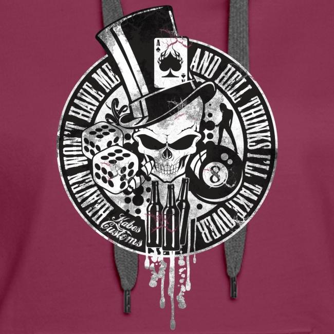 Kabes Heaven & Hell T-Shirt
