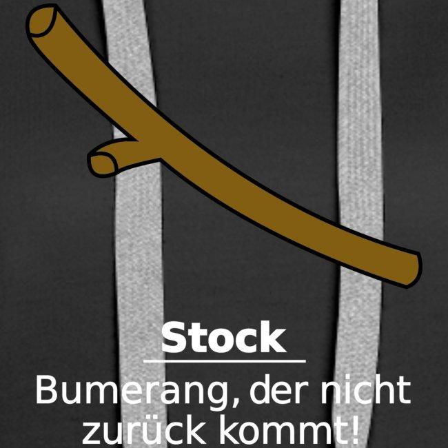 Stock Bumerang