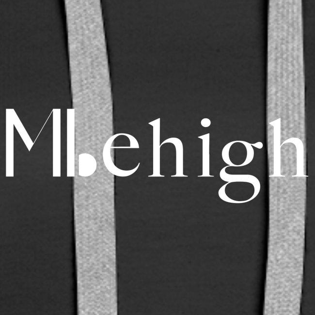 Milehigh Rags Logo White