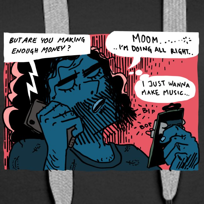 Mom and Money