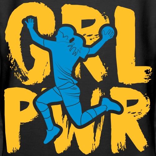 Girl Power - Sweat-shirt à capuche Premium pour femmes