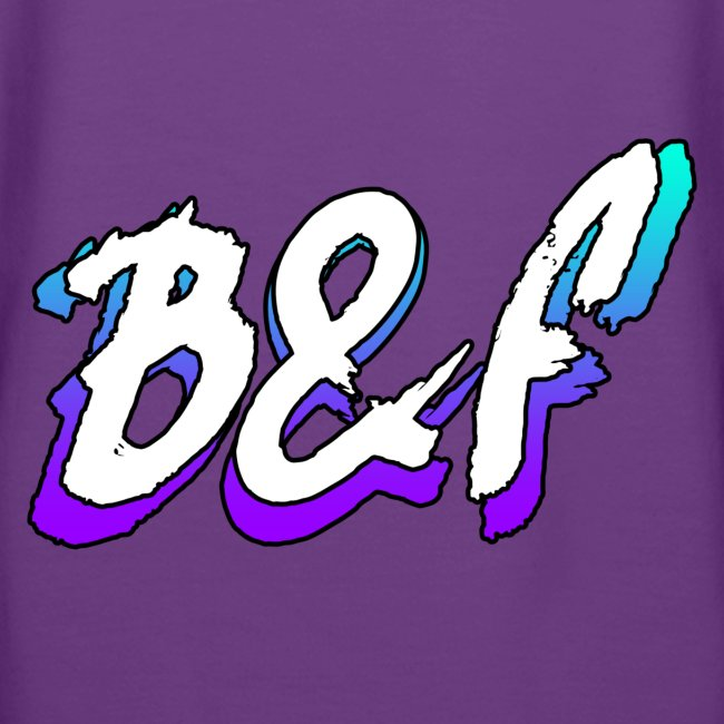 Purple and Blue Fade