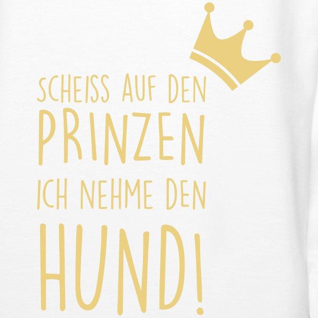 Vorschau: Prinz Hund - Frauen Premium Hoodie