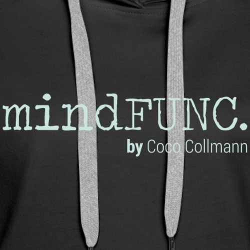 mindFUNC Kapstadt 2019 - Frauen Premium Hoodie