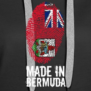 Made In Bermuda - Premiumluvtröja dam